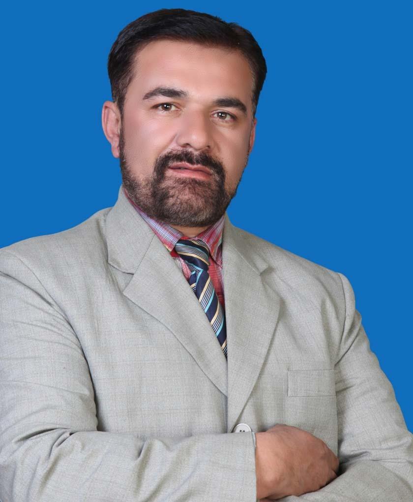 Report by AsadUllah Ghazi