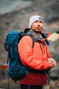 Pakisani mountaineer sirbaz khan