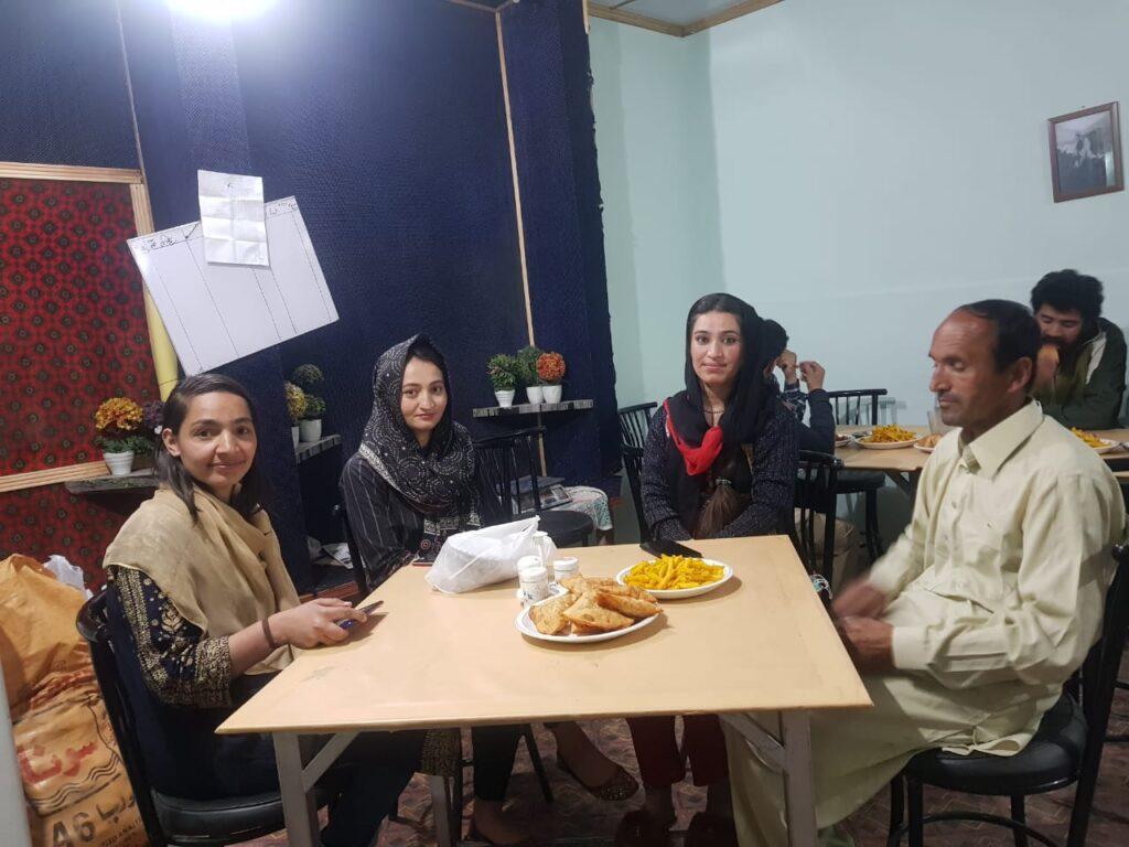Journalism Day celebrations at Hunza